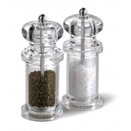 Coffret moulins sel et poivre 505 - 140 mm