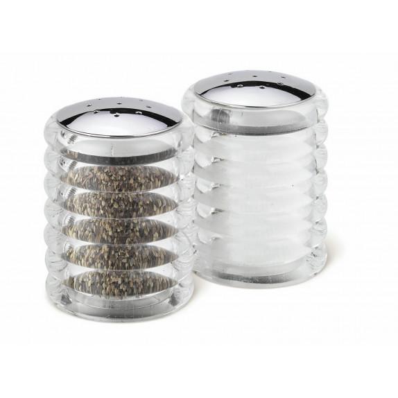 Set salière et poivrière Beehive 70 mm