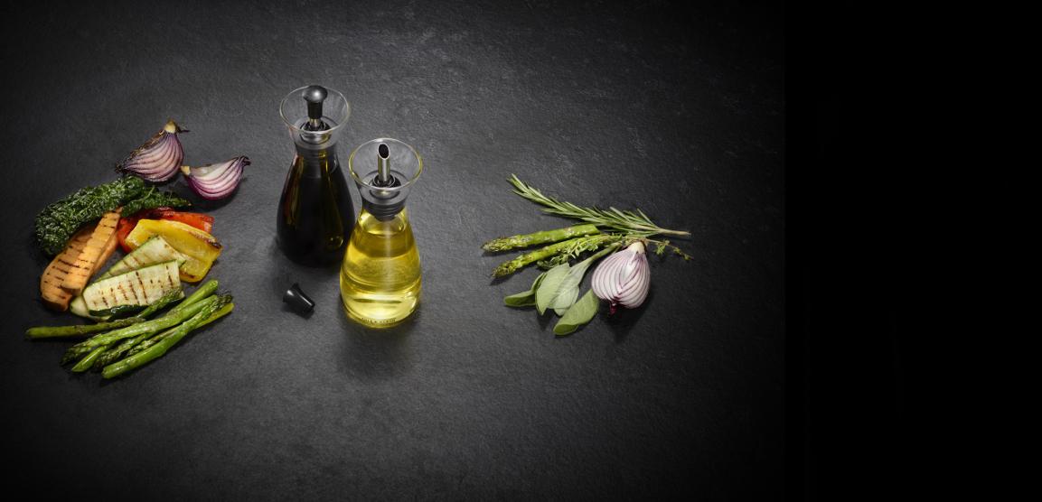 huile vinaigre